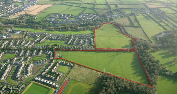 The 40 Acres With Development Potential About 1 5km From The Centre Of Celbridge Co