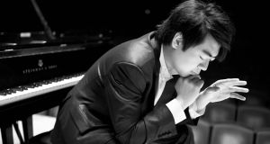 Lang Lang:  there may be nothing better for a man with such startling facility and strong ideas than music so new that its performing traditions have yet to be established