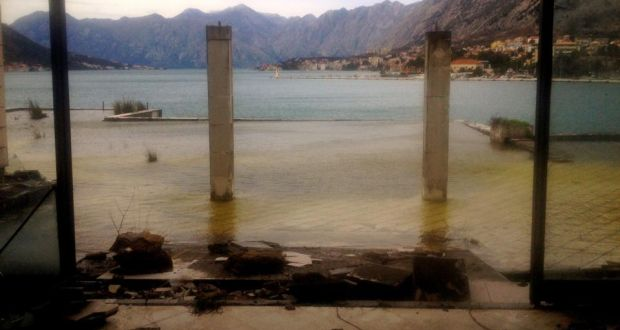 The Abandoned Fjord Hotel In Kotor Bay Monte Michael Fingleton Is An Investor And