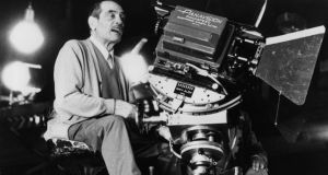Behind the lens: Luis Buñuel   on the set of his  film 'Le Fantome De La Liberte'. Photograph: 20th Century Fox/Getty Images
