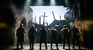 The stage version of Birdsong. Photograph: Jack Ladenburg