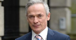 "Richard Bruton: Said Ireland ""must have an employment system that is flexible"""
