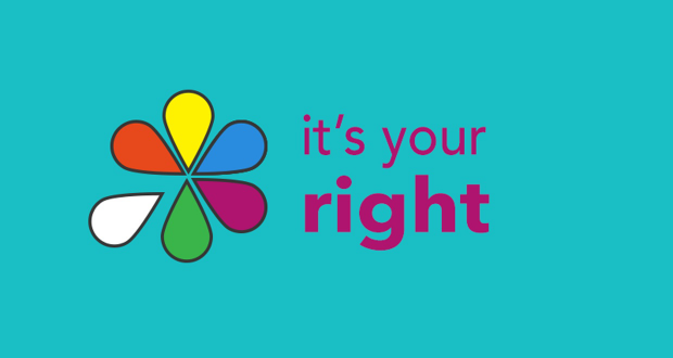 Its your right logo