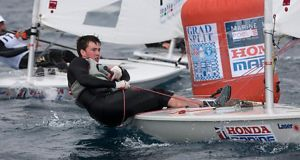 Finn Lynch, who has qualified for September's ISAF Worlds in Santander, took Munster Laser honours at Baltimore last Sunday.