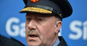 The High Court   has given   leave  for a challenge to  decisions  Martin Callinan made  last January when he was still Garda commissioner. Photograph: Alan Betson/The Irish Times