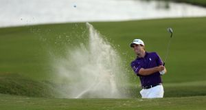 Ben Martin in action at the Zurich Classic of New Orleans at TPC Louisiana. Photograph:Chris Graythen/Getty Images