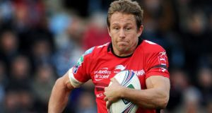 Toulon's Jonny Wilkinson is set to retire and join the club's backroom staff at the end of the season. Photograph: Tim Ireland/PA Wire