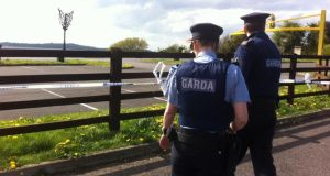 Members of the Garda diving unit have called off a search of Lough Owel in Co Westmeath, close to where the Ford Focus two missing Dublin men had been travelling in  was discovered this morning.