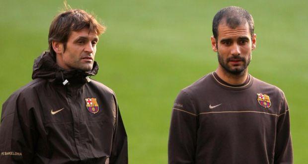 5eec8d47b Former Barcelona coach Tito Vilanova dies aged 45