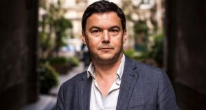"Thomas Piketty's  ""Capital in the 21st Century"" has fuelled fierce debates about inequality. Photograph: Ed Alcock/New York Times service"