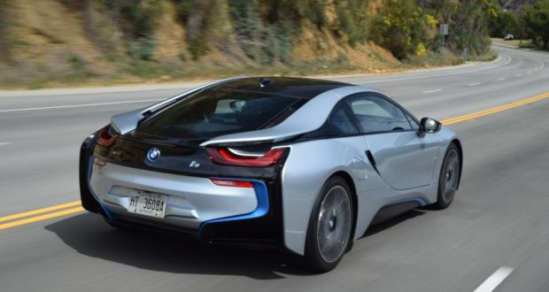 Car Review Bmw I8 Hybrid Can A Real Sports Car Be Eco