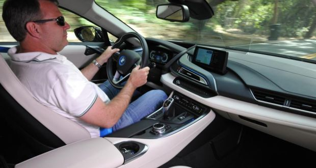 Car Review Bmw I8 Hybrid Can A Real Sports Car Be Eco Friendly