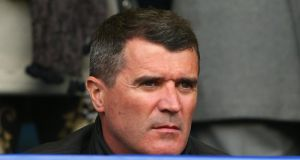 "Roy Keane: ""People keep asking me about other jobs. I've got a job. I'm very happy in my job."""