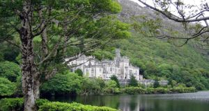 Kylemore Abbey in Galway, the current resting place of the 'Irish Dames of Ypres'. Photograph: Washington Post/KC Summers