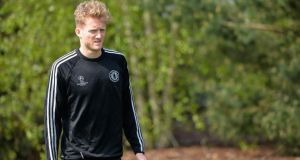 "Andre Schurrle: ""I've learned so much from Mourinho."" Photograph:  Christopher Lee/Getty Images"