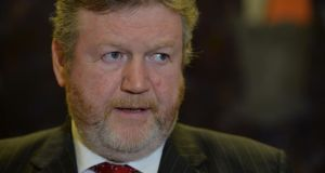 Minister for Health James Reilly: has approved the  team of six experts to carry out the investigation. Photograph: Alan Betson.