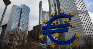 European banks are already bolstering their capital to avoid the humiliation of failing the test, and before the European Central Bank becomes their supervisor as part of a new euro zone banking union. Photo: Bloomberg
