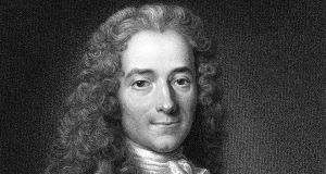 Voltaire: died happy knowing that in this case justice had triumphed