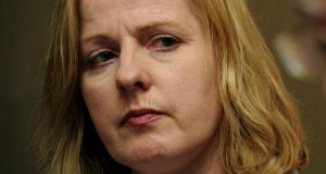 Sitting Fingal councillor Ruth Coppinger (Socialist Party) is expected to lead the race for the seat vacated due to the resignation last month of Independent TD Patrick Nulty. Photograph: Aidan Crawley/The Irish Times