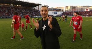 Mourad Boudjellal, the owner of Toulon: players like Jonny Wilkinson, Juan Smith and Carl Hayman have been key to their success.  Photograph: David Rogers/Getty Images)