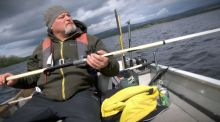Video: 'Going Wild' on Lough Derg with eagles and Frenchmen