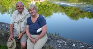 Rodney and Jane O'Hara moved to France when they were in their late 50s