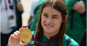 Katie Taylor will be busy over the comeing days. Photograph: Bryan O'Brien / THE IRISH TIMES