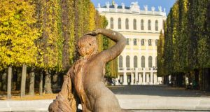 Schönbrunn Palace and gardens in Vienna. Photograph: Getty