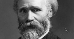 Scottish Labour leader, co-founder of the Labour Party and champion of miners' rights, James Keir Hardie (1856 - 1915). Photograph: Hulton Archive/Getty Images