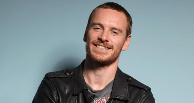 Actor Michael Fassbender. Photograph: Matt Carr/Getty Images
