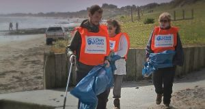 Get involved in Coca Cola's Clean Coasts Week from May 9th