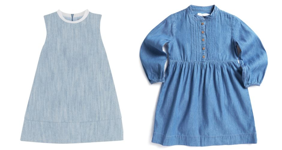 What we like: Kids denim and stripes