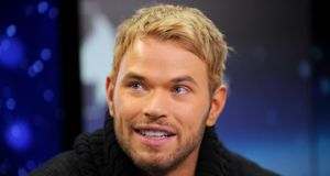 Kellan Lutz: 'I don't think people should wear fur. I don't wear it. I'm an advocate for any animal that is treated inhumanely.' Photograph: Brad Barket/Getty Images for Clear Channel