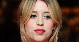 Peaches Geldof. Photograph: Ian West/PA Wire