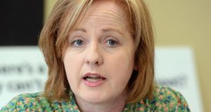 Cllr Ruth Coppinger of the Socialist Party. Photograph: Eric Luke