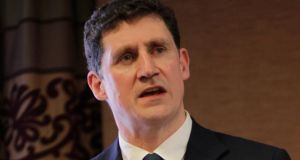 Eamon Ryan: Green candidate gave his occupation as 'former Government minister'