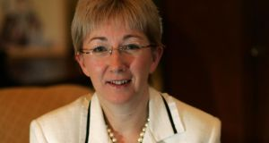 "Mary Hanafin: ""I am an officially nominated candidate in the Blackrock ward."" Photograph: Frank Miller"