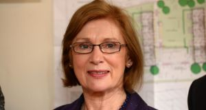 Jan O'Sullivan: Pledged to deliver close to 700 homes over next two years. Photograph; Dara Mac Dónaill