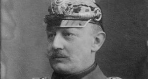 Helmuth Johann Ludwig von Moltke (1848-1916 Moltke the Younger) Chief of the German General Staff 1906-1914. Photograph:  Universal History Archive/Getty Images