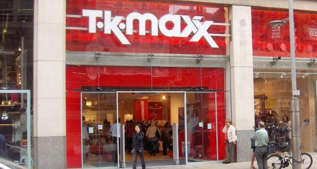 TK Maxx: to open in Dundrum