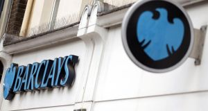 Barclays slipped back over 5% after pretax profits fail to match analyst expectations. Photograph: PA