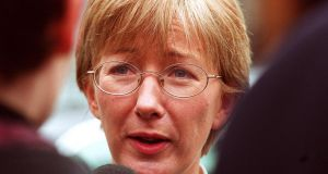 "Mary Hanafin: said she was given ""good reasons, good party reasons to run"" and no good reasons for pulling out"