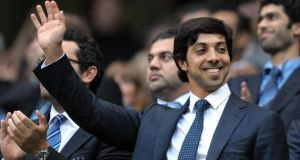 Manchester city owner Sheikh Mansour bin Zayed Al Nahyan: Club may yet be excluded from next season's Champions League. Photograph: Getty Images