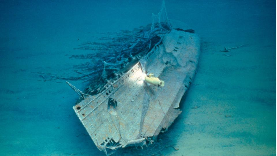 фото затонувшей лузитании протяжении всей