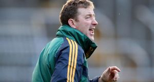 Offaly hurling manager Brian Whelahan says the Sky deal is a very brave step by the GAA. Photograph: Inpho