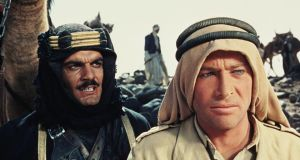 Sharif on Peter O'Toole: 'I loved him. He was my friend. When he died [last December], I went crazy. After Lawrence of Arabia we made terrible films together'