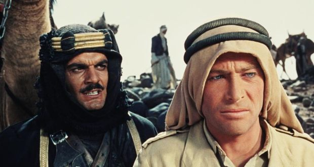 Omar Sharif: from desert prince to alone in Paris