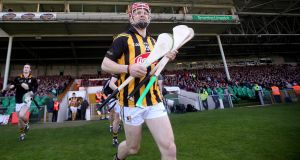 Tommy Walsh was on the Kilkenny bench for this year's National Hurling League semi-final and final.