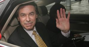 "Alan Shatter: ""The minister who won universal praise from his colleagues for his work is out of a job. The Government will find somebody to fill the shoes they previously insisted were too big for a mere mortal to occupy."" Photograph: Gareth Chaney/Collins"