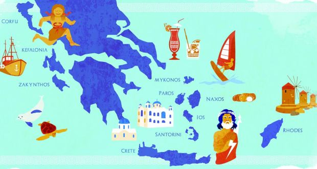your greek islands guide